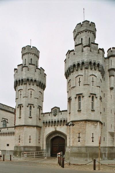 Gevangenis in Sint-Gilles