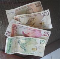 dollars omwisselen voor euro
