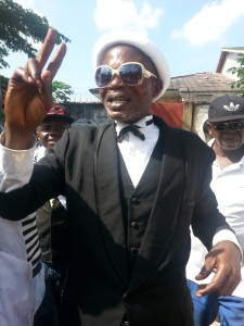 Congo peace